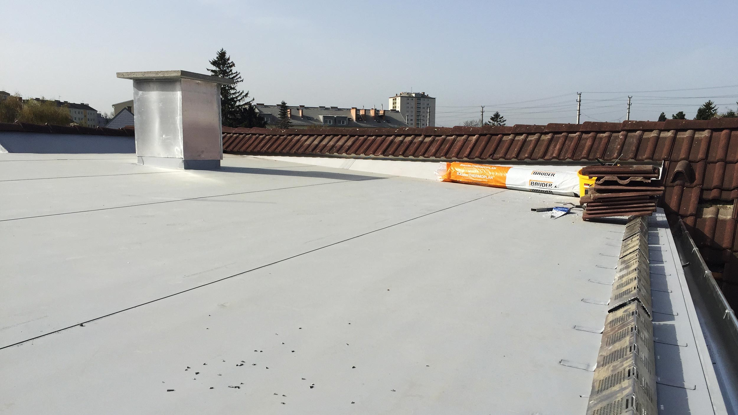 foliendach steidler flachdächer